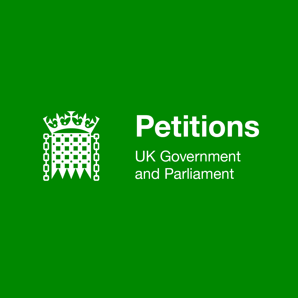 Petitions - UK Government and Parliament