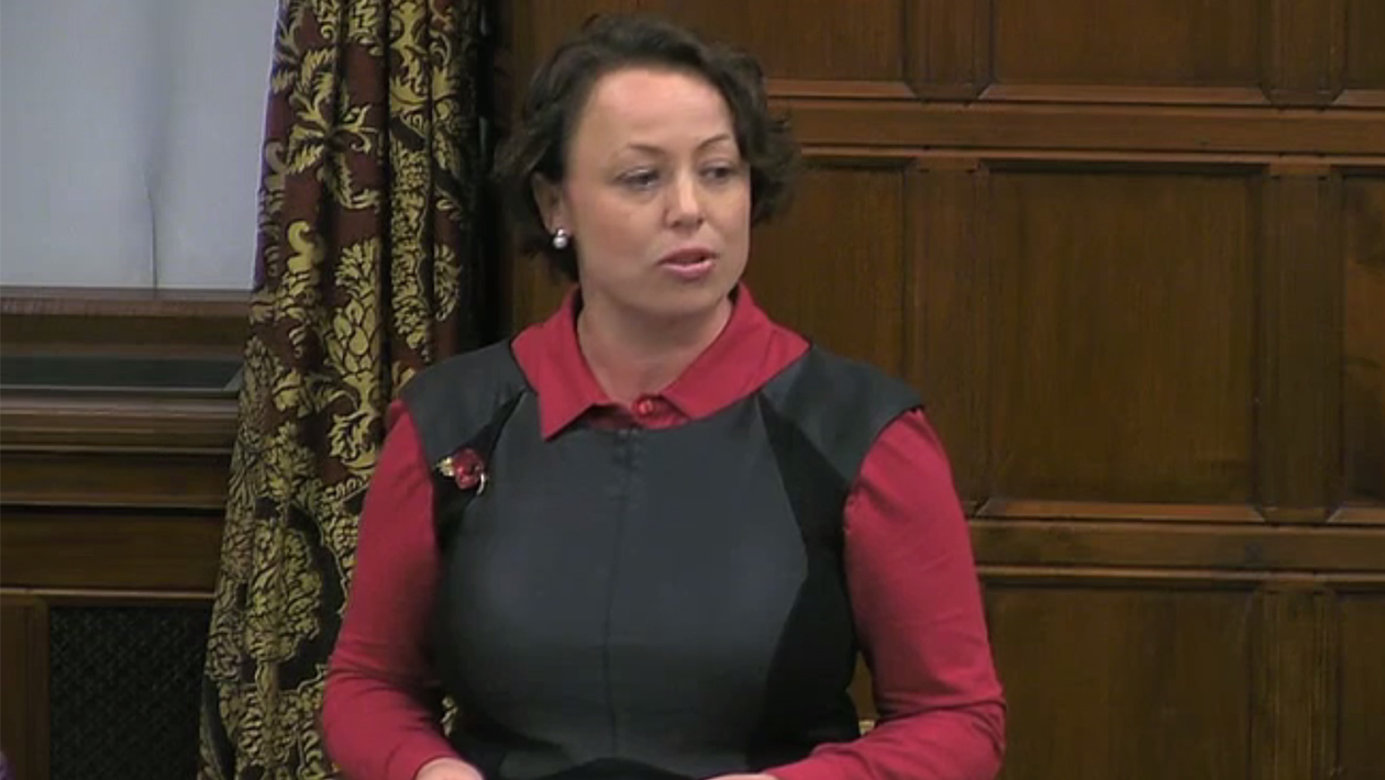 Pc catherine mckinnell westminsterhall 061117
