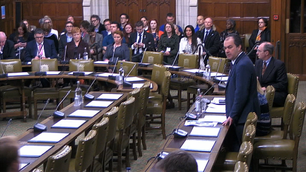 Watch the petition 'Keep the NHS Bursary' being debated